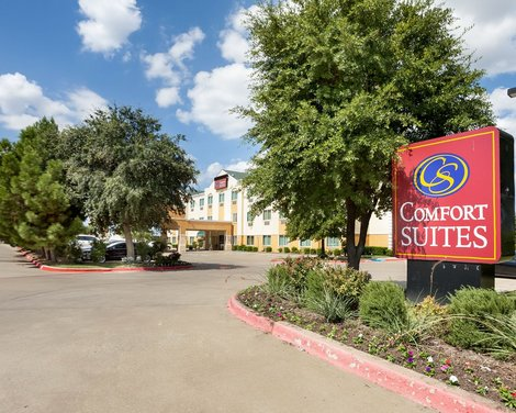 Comfort Suites The Colony Plano West The Colony