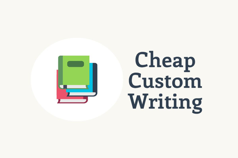 Cheap custom writing