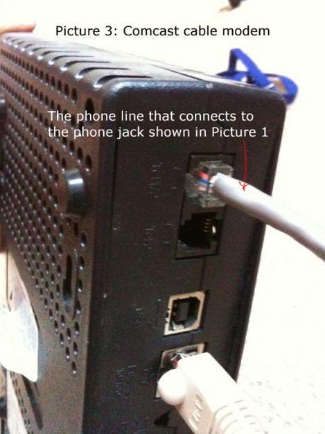 comcast phone jack wiring comcast • roseville • california • comcast.com #4