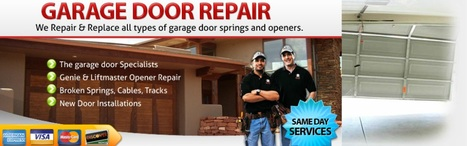 novi garage door repair novi michigan