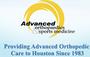 Advanced Orthopaedics & Sports Medicine - Cypress
