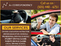 A+ Correspondence Driving School | Local driving school