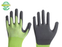 Water based PU coated palm Cut resistance glove level 4