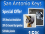 San Antonio Keys