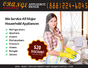 Appliance Repair in Orange County