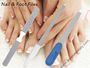 Nail & Foot Files-Aerona Beauty