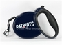 NEW ENGLAND PATRIOTS RETRACTABLE PET LEASH FOR LUXURY DOG