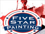 Five Star Painting of Round Rock