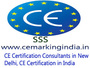 SSS,CE Marking Certification in India
