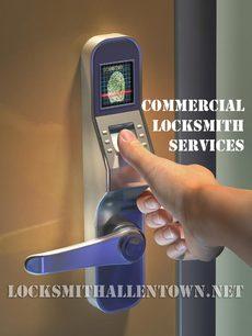 Commercial Locksmith Allentown