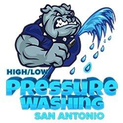High Low Pressure Washing