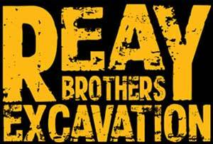 Reay Brothers Excavation