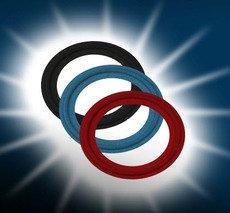 metal detectable o-rings