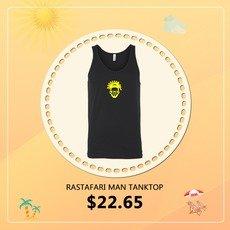 Rastafari Man TankTop