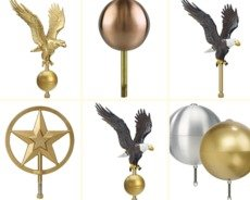 Flagpole Ornaments and Flag Pole Toppers at the best price.