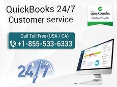 QuickBooks 24/7 Customer Service +1-855-533-6333