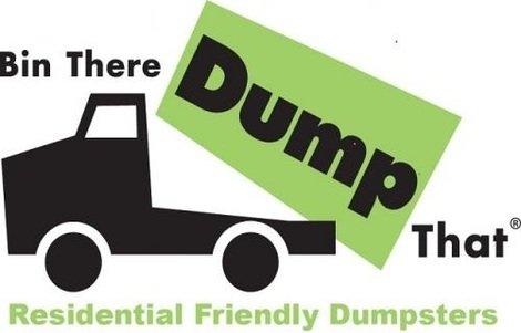 Bin There Dump That Des Moines Dumpster Rentals