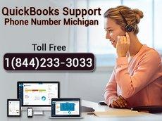 +1(844)233-3033 QuickBooks Support Phone Number Michigan