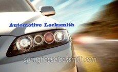 Spring House Automotive Locksmith