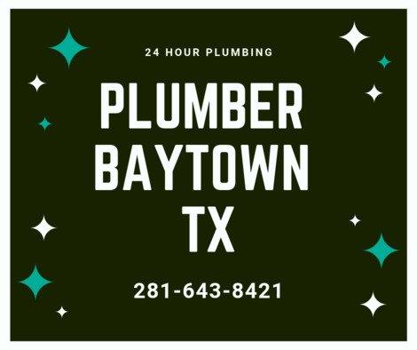 Plumber Baytown TX