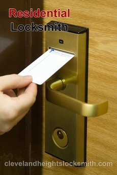 Cleveland Heights Locksmith Residential Service