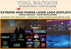 Ultra 2000 Sky Laser Advertising Display Systems Worldwide