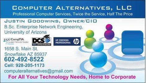 Computer Alternatives, LLC