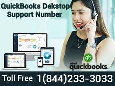 QuickBooks Desktop Support Phone Number +1(844)233-3033