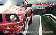 Cleveland Heights Automotive Locksmith