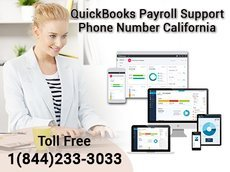 +1(844)233-3033 QuickBooks payroll support number California
