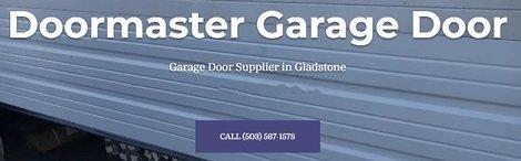 U2022 Doormaster Garage Door U2022 Gladstone U2022 Oregon U2022 Doormastergaragesdoors.com
