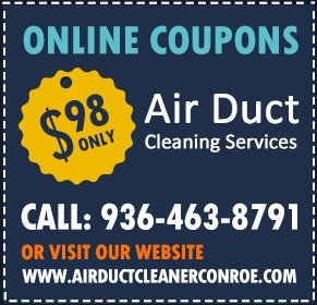 Air Duct Cleaner Conroe