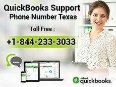 +1(844)233-3033 QuickBooks Support Phone Number Texas