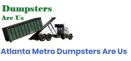 Atlanta Metro Dumpsters Are Us