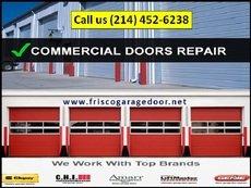 #1 Garage Door Opener Repair Company in (Frisco), TX, 75034 - $25.95