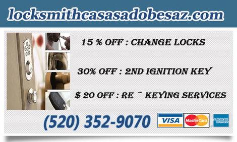 Locksmith Casas Adobes