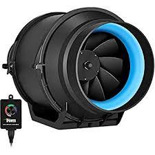 Circular Inline Duct Fans