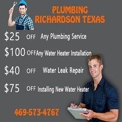 Plumbing Richardson Texas