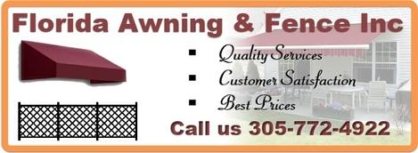 Florida Awning & Fence, Inc