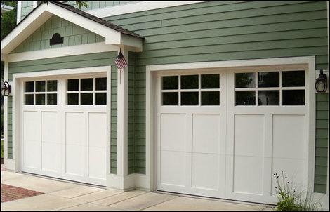 Steel Openings Garage Door