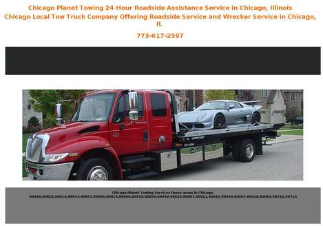 1 Planet Towing of Chicago