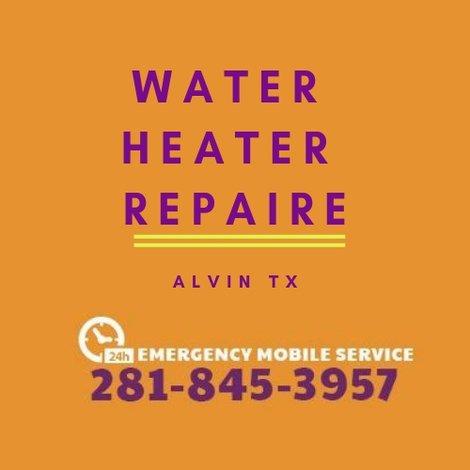 Water Heater Repair Alvin TX