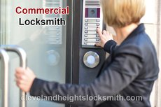 Cleveland Heights Locksmith Commercial Service