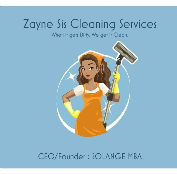 Zayne & Sis' Maid Commercial/Residential Cleaning