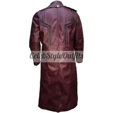 Star-Lord Guardians Of The Galaxy Trecnh Coat