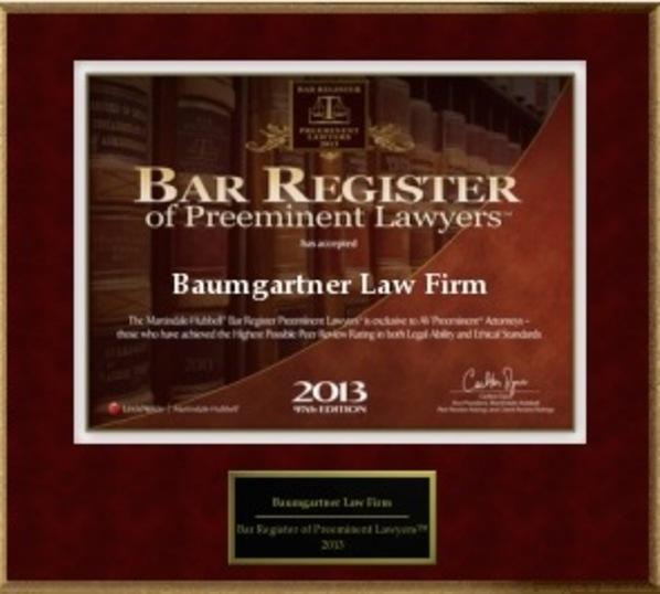 Baumgartner Law Firm • Houston • Texas • baumgartnerlawyers com