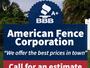 American Fence Corporation