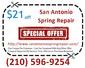 Spring Repair San Antonio