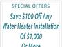 TX Bellaire Water Heater