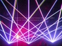 High Power Laser Light Show Rental Production Display System Services